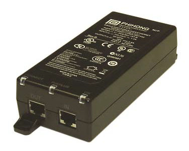 PoE Power Injector 802.3at - Used with SIP Loudspeaker and Paging Amps for extra power