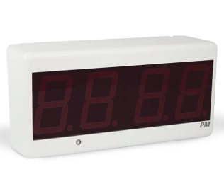 CyberData 011313 PoE Digital Clock