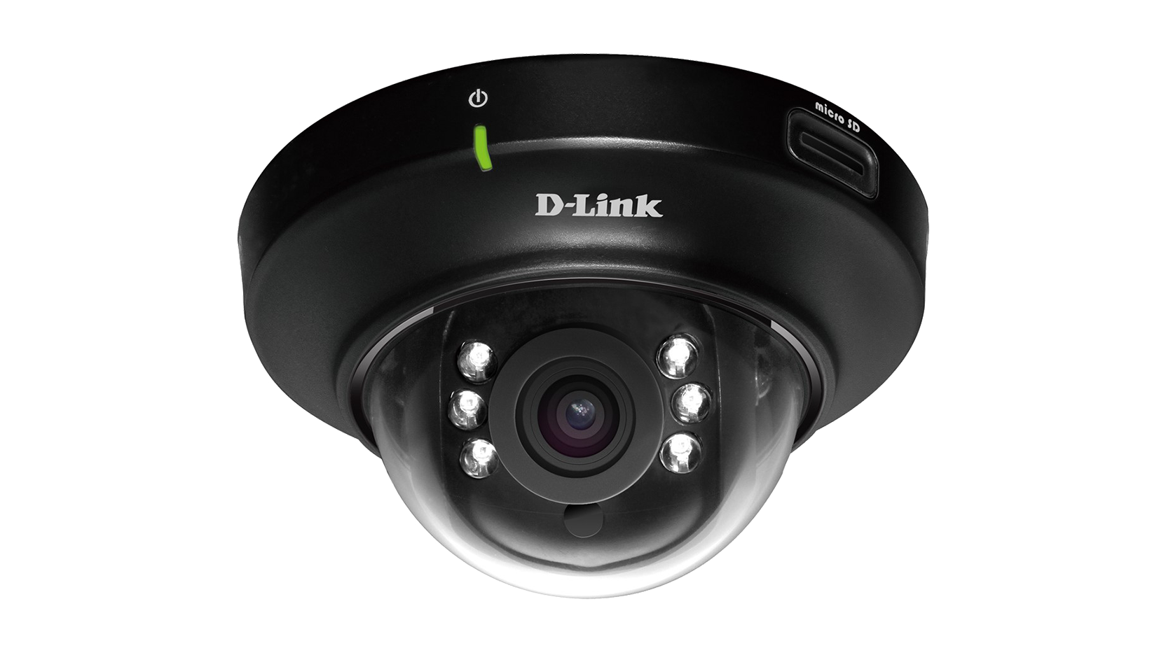D-Link DCS-6004L 1MP HD POE DAY/NIGHT MINI INDOOR IP CAM