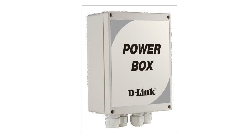 D-Link DCS-80-5 24V OUTDOOR POWER BOX