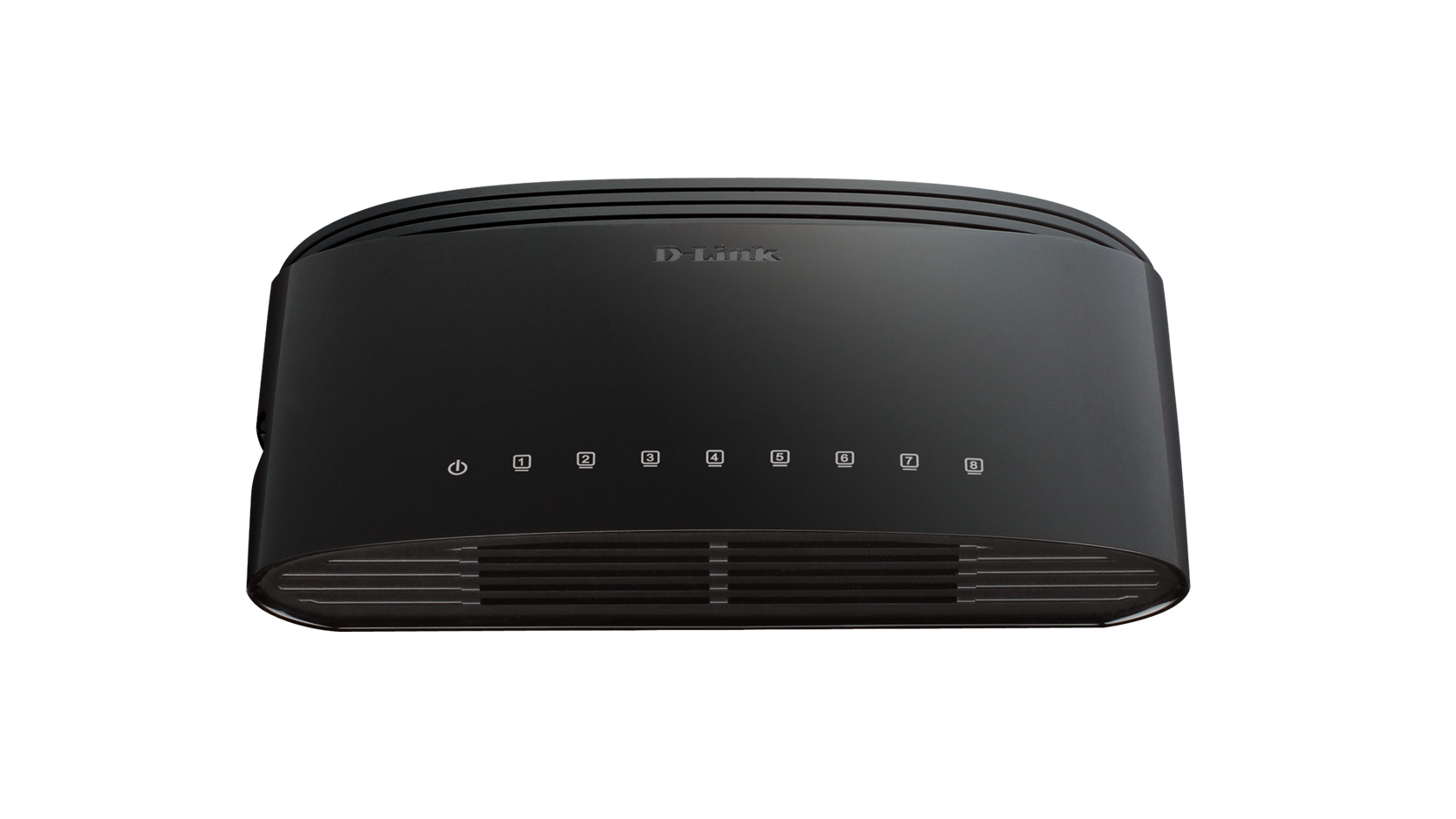 D-Link DES-1008E SWITCH DSKTP 8P 10/100 UNMANAGED