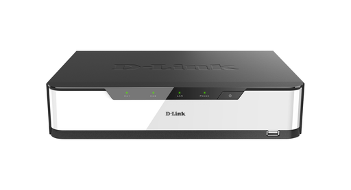D-Link DNR-2020-04P 16 CHANNEL 2BAY NETWORK VIDEO REC