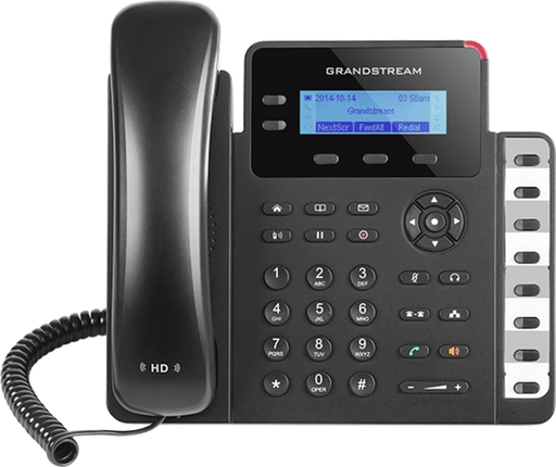 Grandstream GXP1628 TELEPHONE GXP1628 IP NETWORK