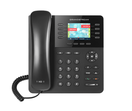 Grandstream GXP2135 SIP PHONE 8 LINES/4 SIP ACCOUNTS 32 BLFS