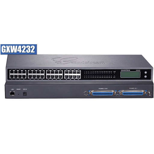 Grandstream GXW4232 ADAPTOR GXW4232 IP NET TEL