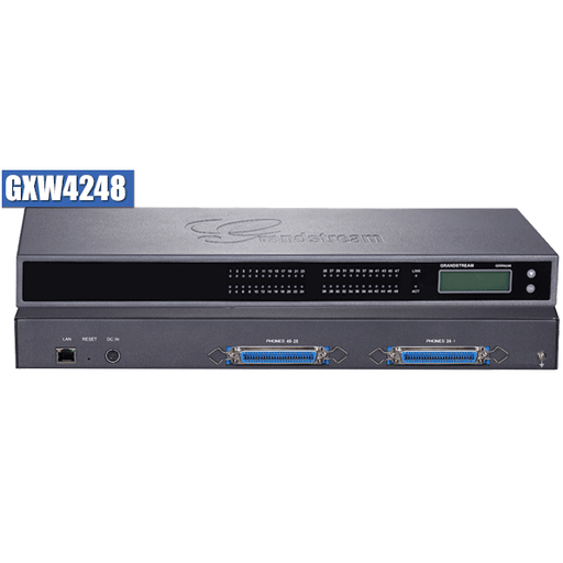 Grandstream GXW4248 PORT GXW4248 ANALOG FXS IP GATEWAY 48
