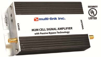 Multi-Link ML-CSA3550 Multi-Link M2M Cellular AMP  UL Version