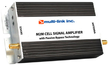 Multi-Link ML-CSA4500 Multi-Link M2M CELL SIGNAL AMP 4 G   **NEW