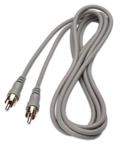 Bogen MRCA6 CABLE, MONAURAL RCA TO RCA 6ft