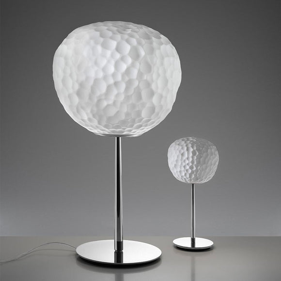 Meteorite with Stem Table Light Lamp Artemide