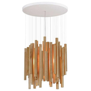Woods Luminaire Suspension d'Arturo Alvarez
