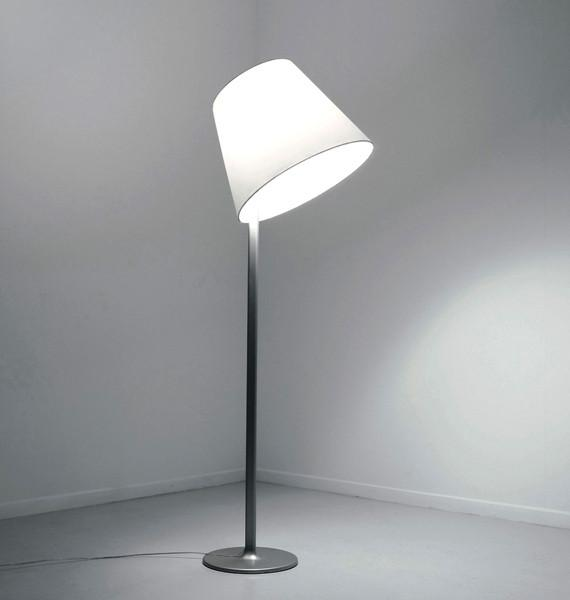 Melampo Floor Lamp Light from Artemide