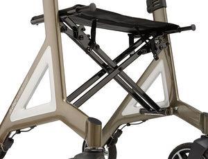 Alevo Country rollator double crossbar