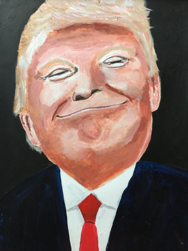 Portrait of Dolnad Trump