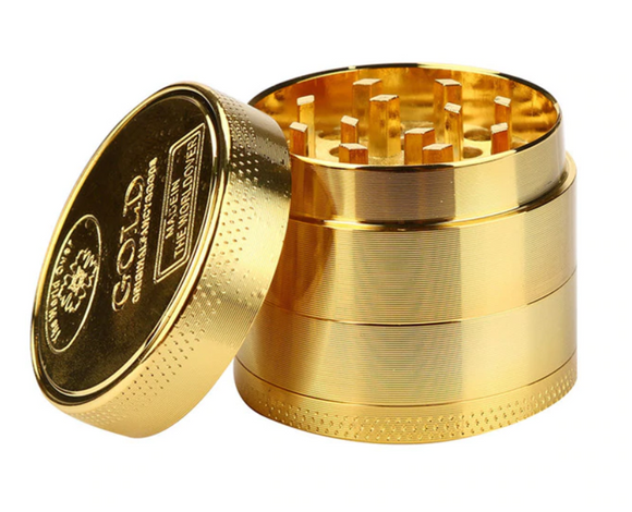 Gold Alloy Single Stage Grinder