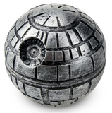 3Parts Zinc Alloy Star Wars Death Grinder