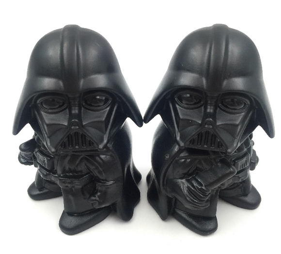 Star Wars Black Warrior Darth Vader Grinder