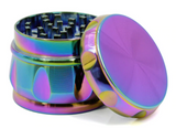 4 Layers Rainbow Zinc Alloy Grinder