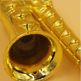 New fashion 1pcs Creative small saxophone portable
