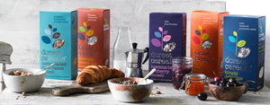 Enjoy 'breakfast on the slow' with Red Fox Cycling and Dorset Cereals