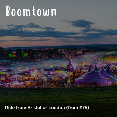 Our Festivals - Boomtown