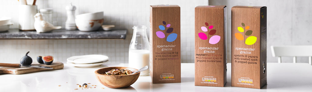 Breakfast on the slow with Dorset Cereals