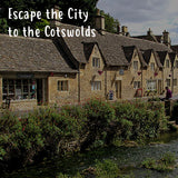 Follow the red fox to the Cotswolds - Escape the city ride