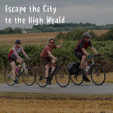 Follow the red fox to the High Weald- Escape the city ride