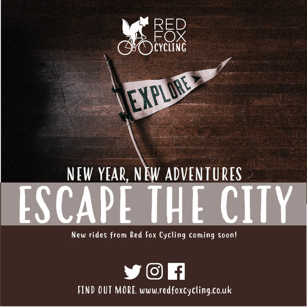 Escape the City - Sussex Downs Coming Soon