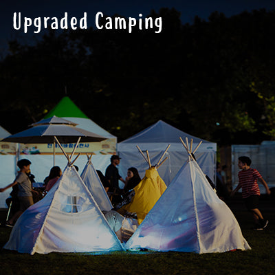 Upgraded Camping