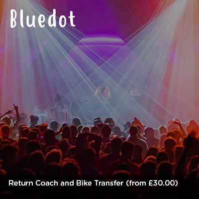 Bluedot Return Coach and Bike Transfer