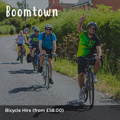Boomtown Bicycle Hire