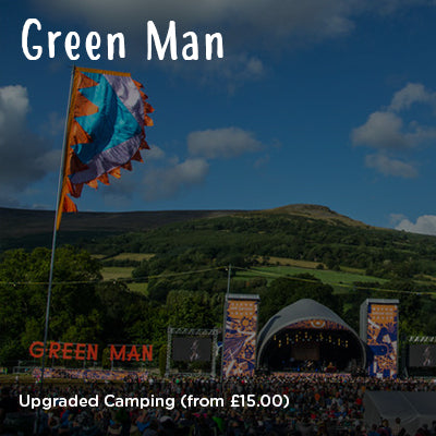 Green Man Upgraded Camping