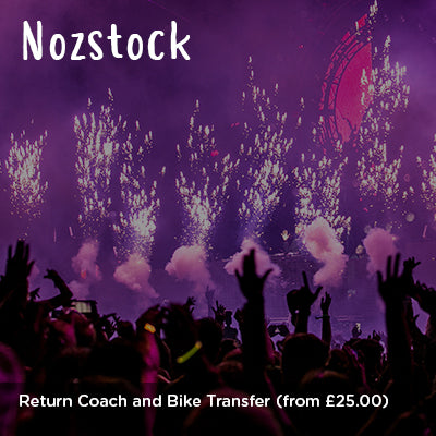 Nozstock Return Coach and Bike Transfer