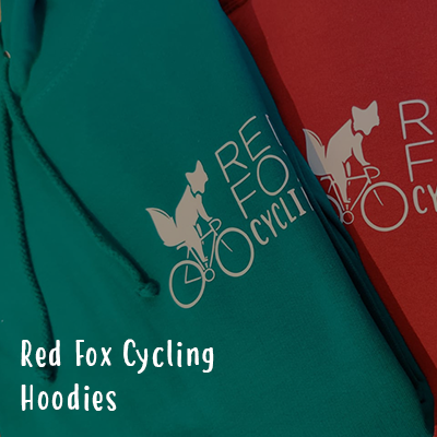Red Fox Cycling Hoodies