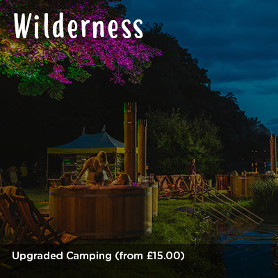 Wilderness Upgraded Camping