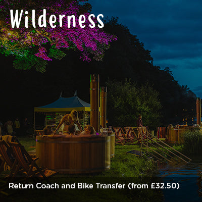 Wilderness Return Coach and Bike Transfer