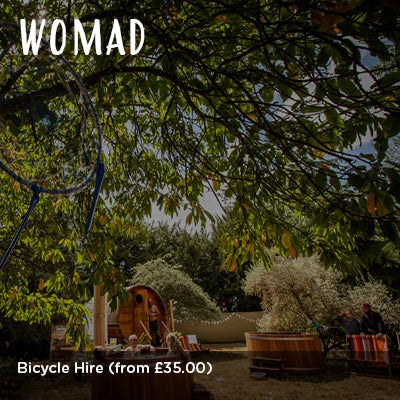 WOMAD Bicycle Hire