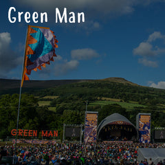 Green Man Weekend Camping Equipment Hire