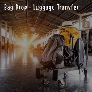 Luggage Drop-Off & Pick-Up (Shambala Bike Ride)