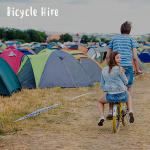 Bicycle Hire (Shambala Bike Ride)