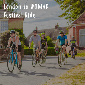London to WOMAD Festival Ride
