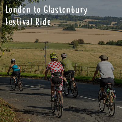 London to Glastonbury Ride