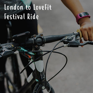 London to LoveFit Festival Ride