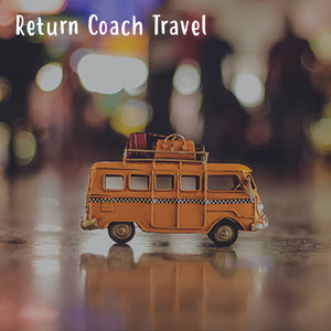 Return Coach & Bike Transfer (Big Boomtown Bike Ride)