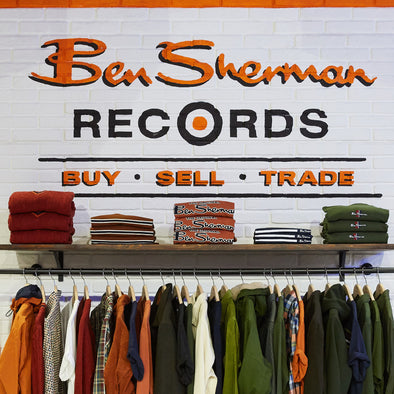 BEN SHERMAN RECORDS AT PITTO UOMO 97