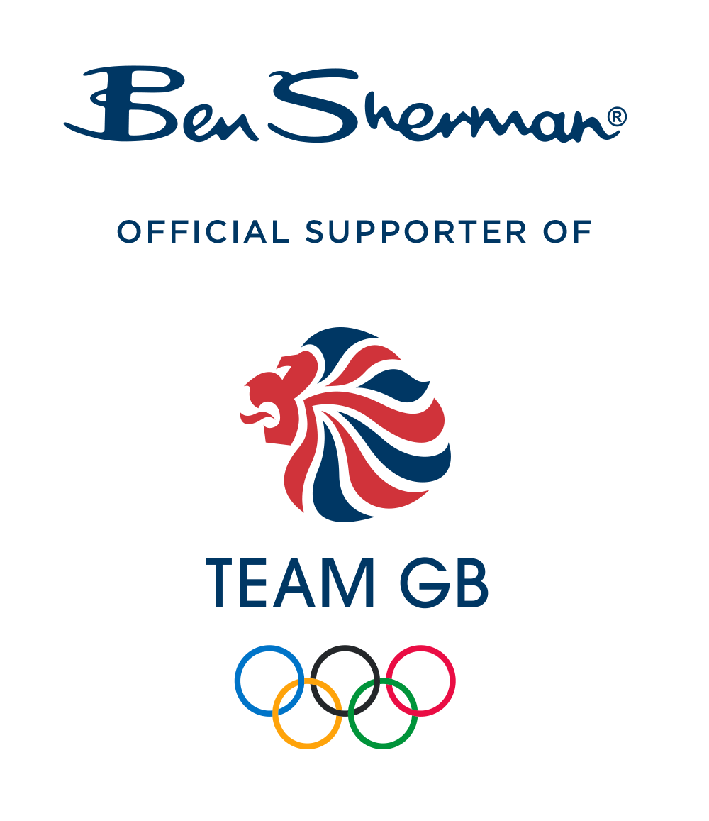 Ben Sherman: Official Supporter of Team GB