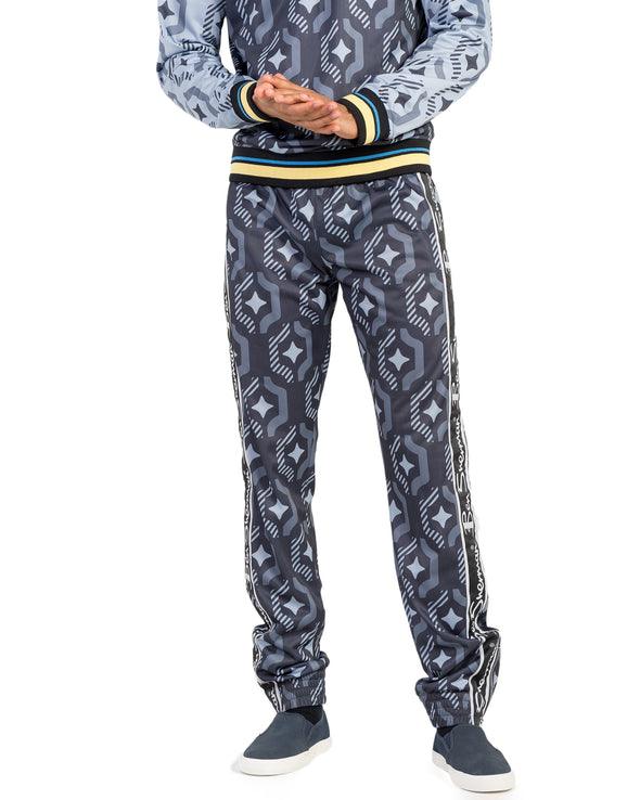 Ben Sherman x House of Holland Geo Wallpaper Printed Tracksuit Pants
