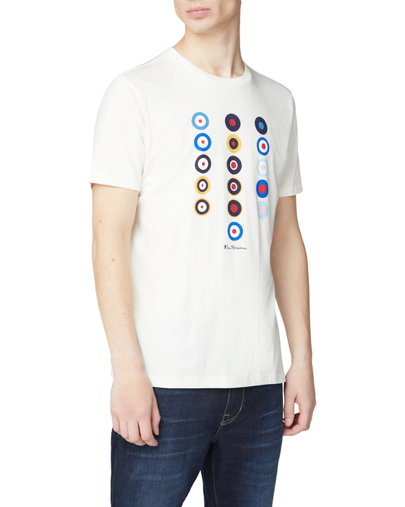 History of Target T-Shirt - Bright White