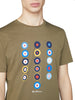 History of Target T-Shirt - Olive
